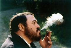 Luciano Pavarotti in Modena, Italy