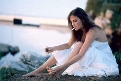 Jacqueline Bisset During the filming of Day for Night