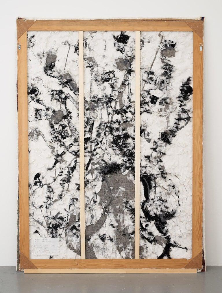 Trio a cordes II                   - Painting by Fernandez Arman