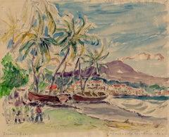Jacmel, Haiti, Mar. 13, 1923.