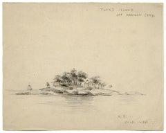 Tuck's Island off Madison Conn.  [Tuxis Island].