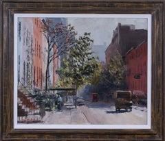 Street in Brooklyn
