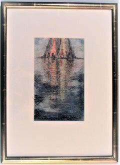 Cityscape Reflections - Study No. 1