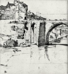Toledo Bridge, #5