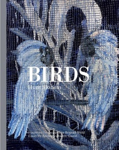 """Birds"" Hardcover Book"