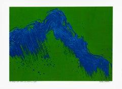 Green Landscape Prints
