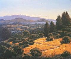'California Coast',  San Francisco Academy of Art, Plein Air oil