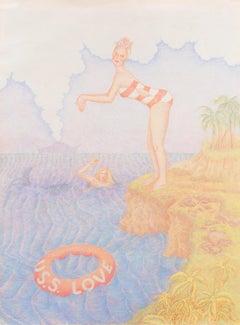 'U.S.S. Love', Swimming with Mermaids, Merman
