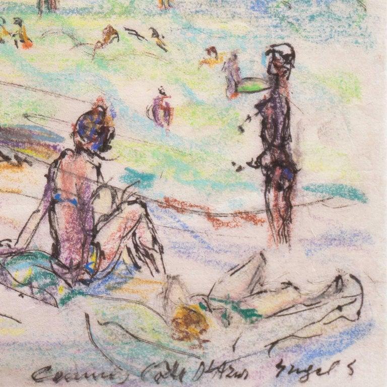 Post Impressionist California Artist 'The Cote d'Azur', Paris, Salon d'Automne  For Sale 1