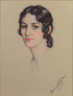 Portrait of Mrs. Washburne