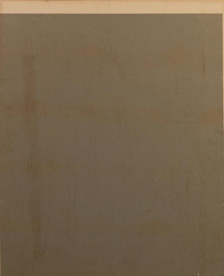 Early 20th century Portrait Study, 'Mrs. Washburne', Washington Socialite For Sale 7