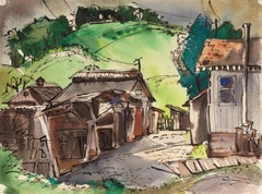 Old San Anselmo, California