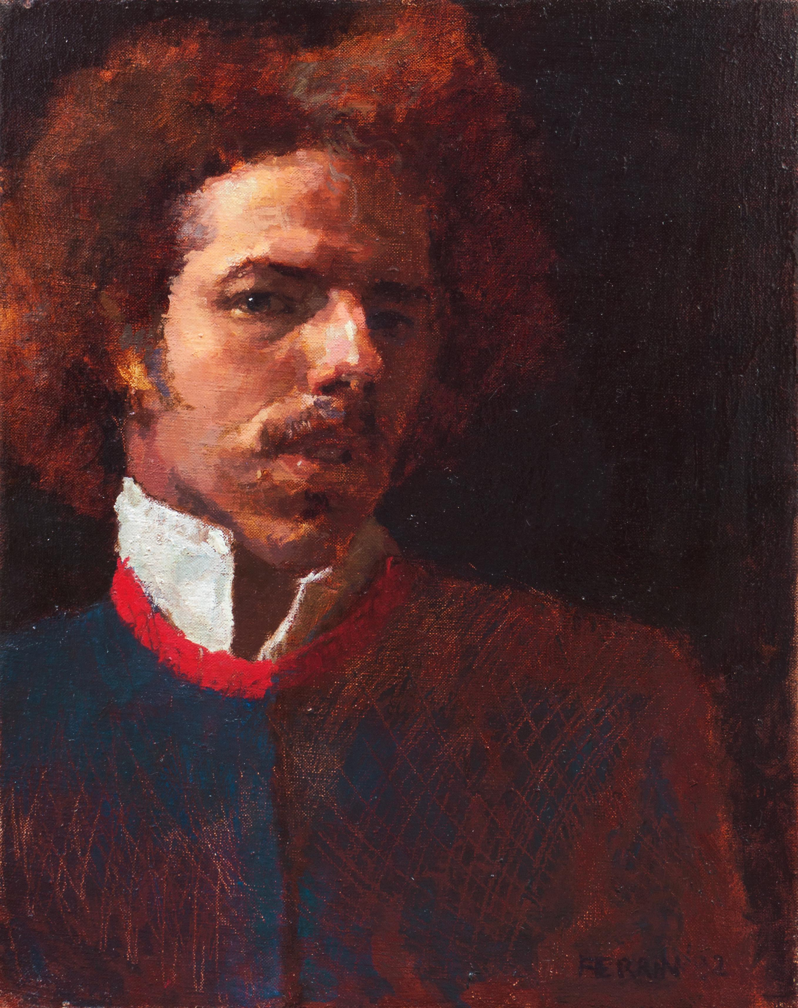 'Self Portrait, 1982', Pennsylvania Academy of Fine Arts