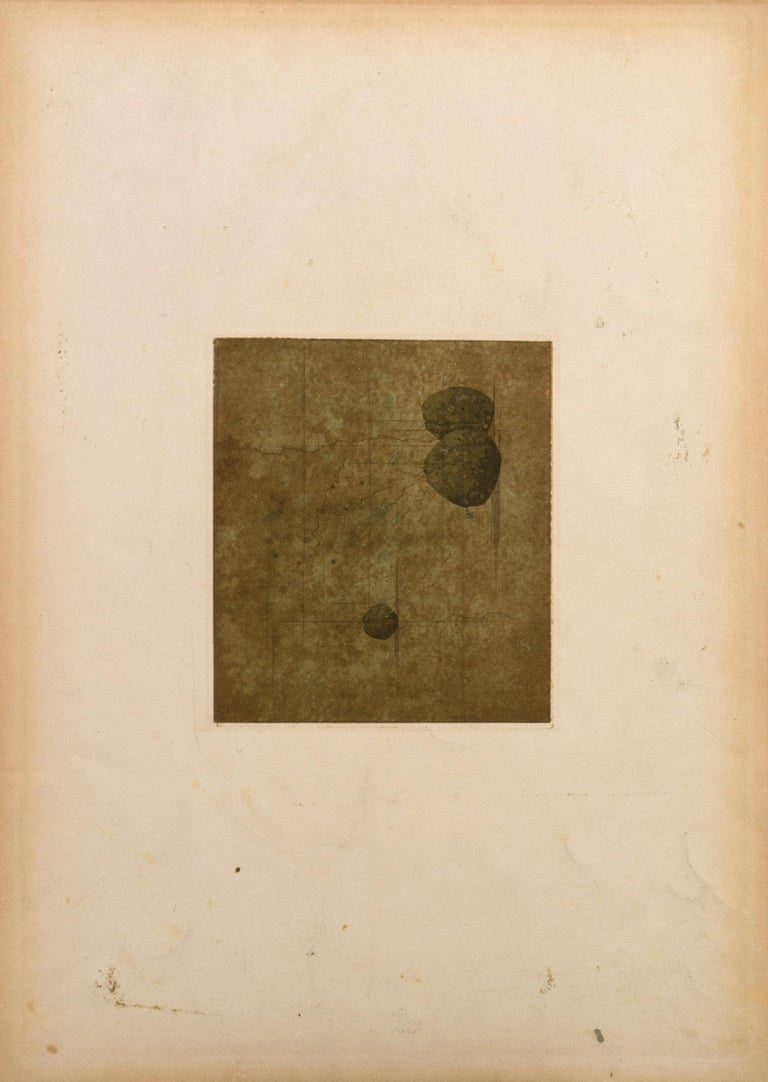 'Map of Life', University of Fine Arts, Tokyo, Still Life of Flowers, Benezit For Sale 5