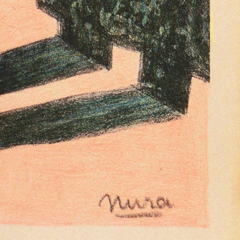 Art Deco, 'Anabel & Millicent', Woman Artist, AIC, ASL, Paris, Salon d'Automne - Black Animal Print by Nura Ulreich
