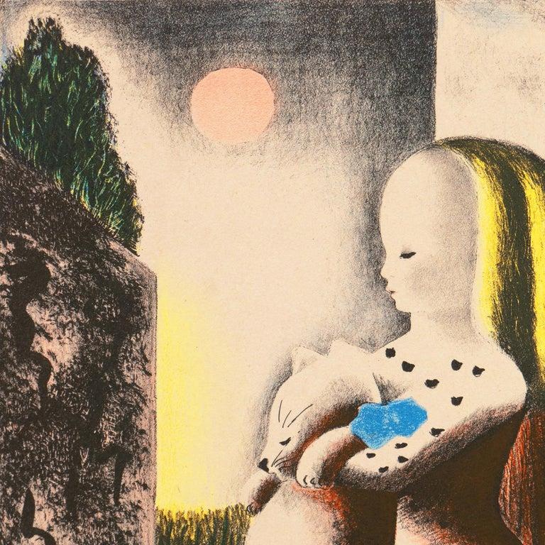 Art Deco, 'Anabel & Millicent', Woman Artist, AIC, ASL, Paris, Salon d'Automne For Sale 3