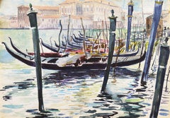 'View of Venice', NWS, PAFA, Art Institute Chicago, Ohio University