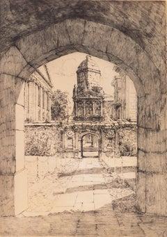 Gate of Honour, Caius College, Cambridge