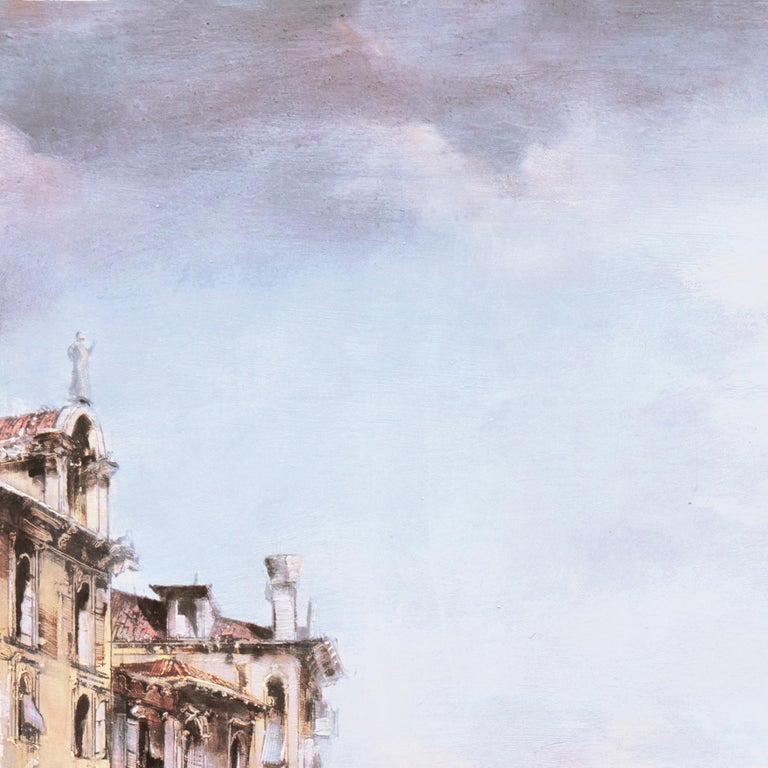 Santa Maria della Salute from the Cannaregio Canal, Venice (Venetian Vedute) For Sale 10
