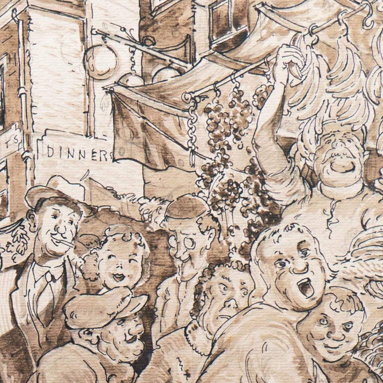 'The Enduring Attractions of the Open Market', Capitalism Satire For Sale 2