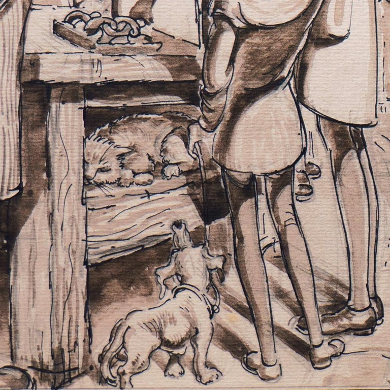 'The Enduring Attractions of the Open Market', Capitalism Satire For Sale 4