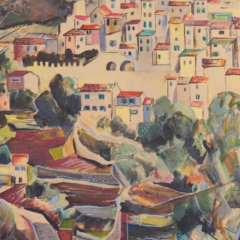 'After the Storm', Carmel, California, Paris, Academie Julian, New York, AIC For Sale 2