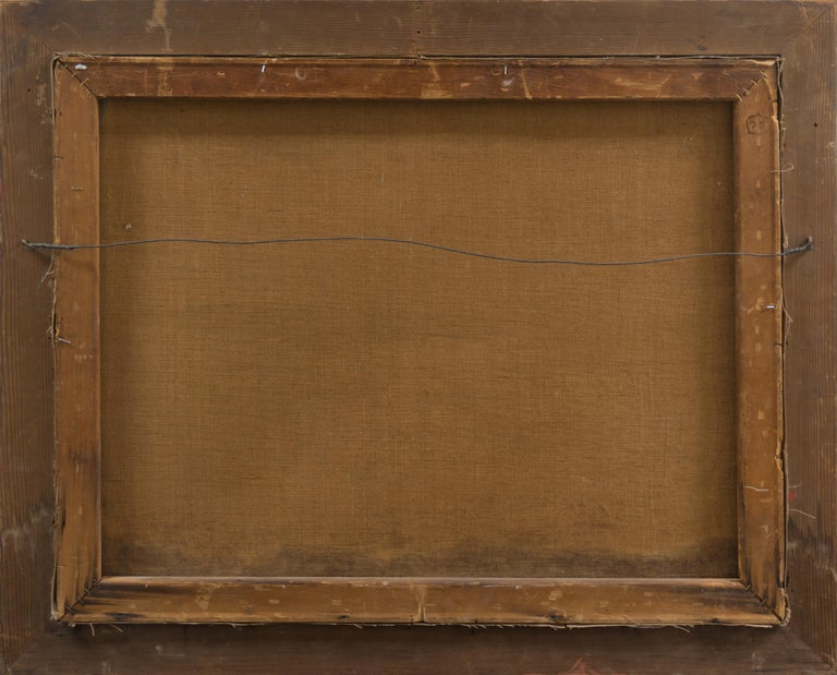 'Seascape' Los Angeles Art Association, Oakland Museum, Joaquin Sorolla, Benezit For Sale 6