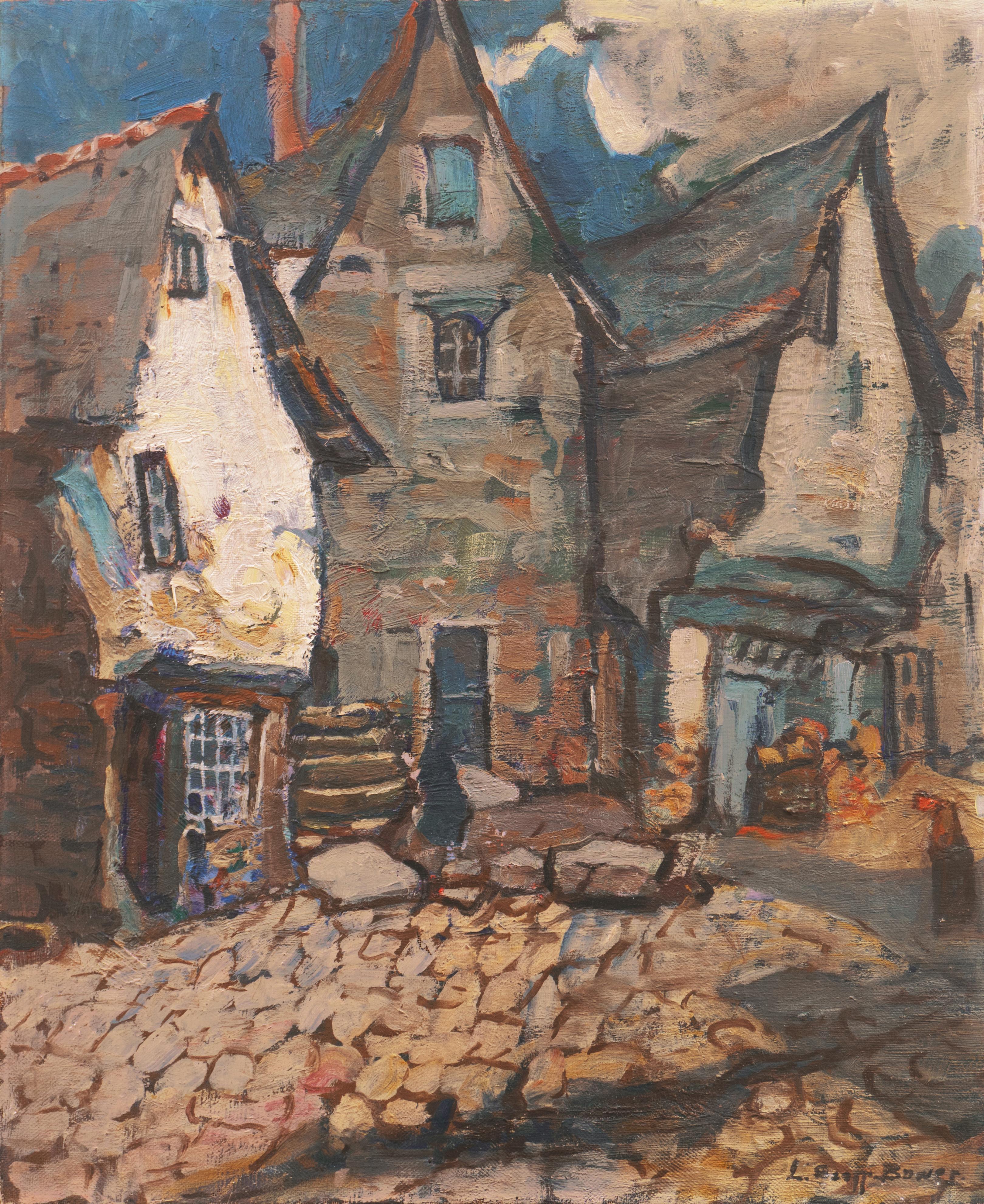 'Dinan, Brittany', Woman Artist, Academie Julian, Paris Salon, PAFA, Benezit