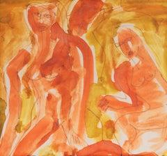 'Nude Study', Museum of Modern Art, Paris, Montevideo, Grupo de los 8, Benezit