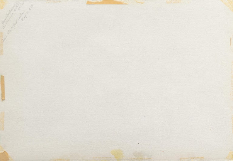 'Main Street, Port Costa', California Woman Post Impressionist, Crocker Museum, For Sale 3