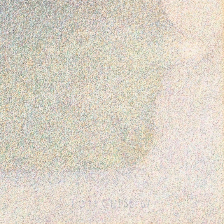 'Untitled No. 1', Royal Society of Artists, Edinburgh Academy, Palo Alto - Beige Still-Life by Thomas Guise