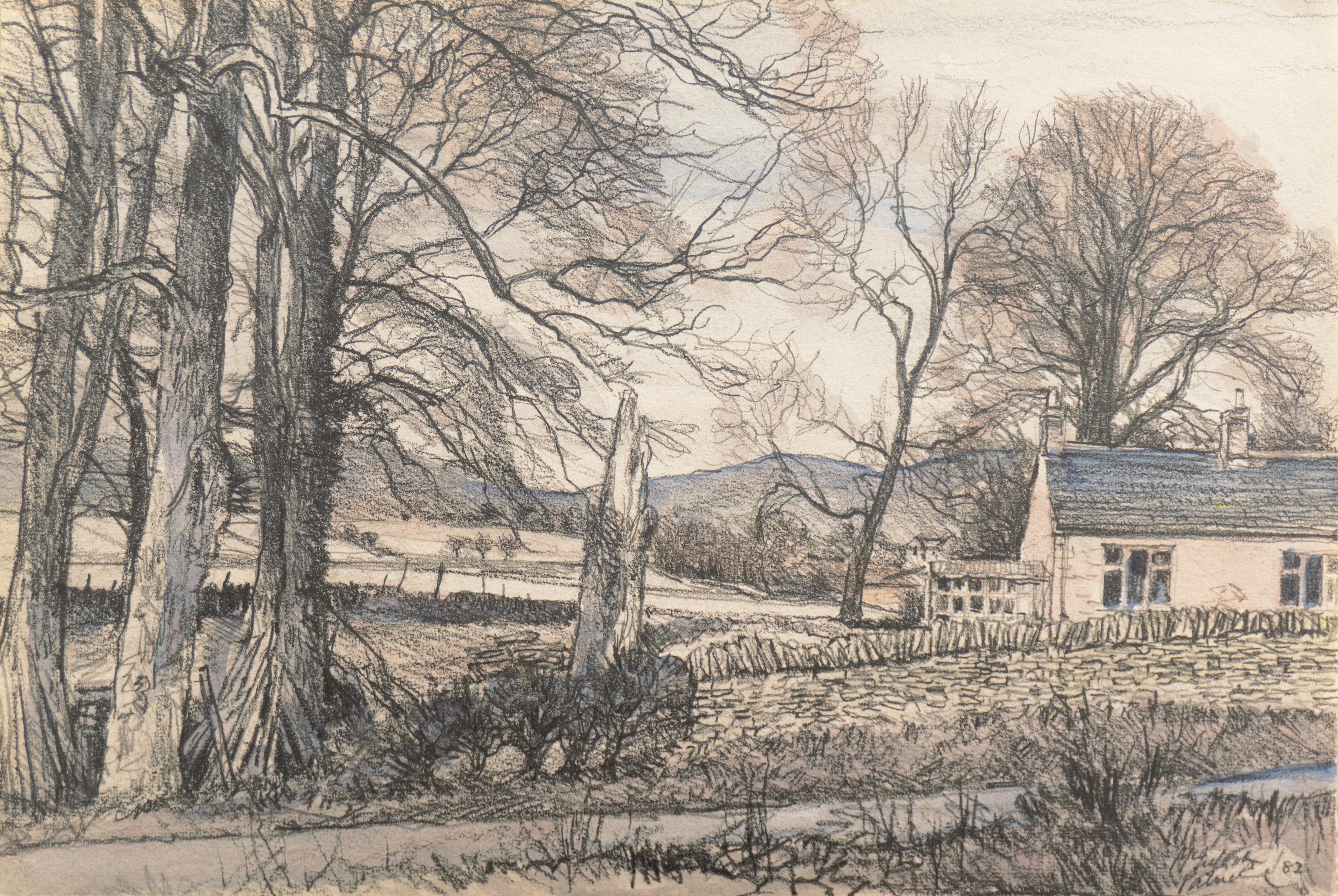 'Windy Day Fallows, Angus', Dundee, Scotland, Royal Society of Arts, Paris