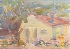 'Old Carmel Cottage', California, Louvre, Academie Chaumiere, Paris, SFAA, LACMA