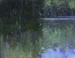 'Letts Lake, Mendocino', California Plein Air, Who Was Who in American Art, AIC