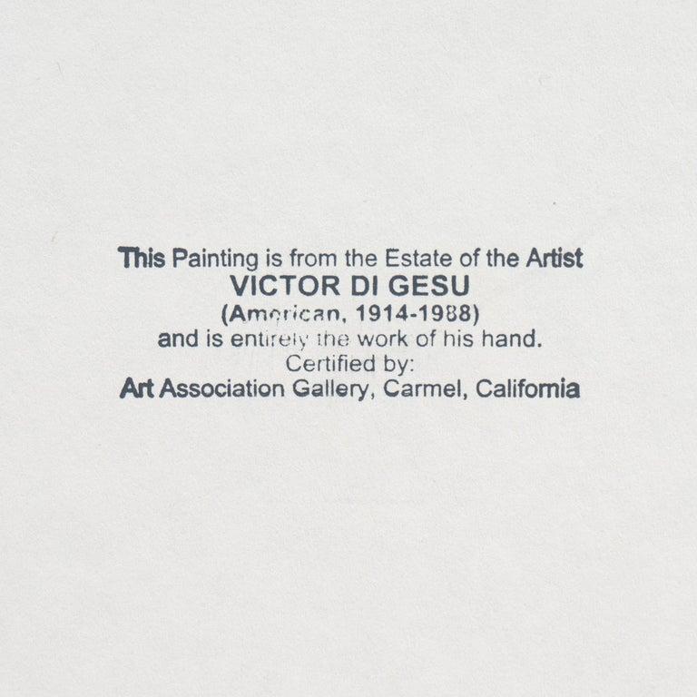 'Reclining Nude', Carmel, California, Louvre, Academie Chaumiere, SFAA, LACMA For Sale 6
