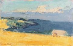 'The Coast at Bornholm', Paris, Charlottenborg, Bornholm School, Benezit