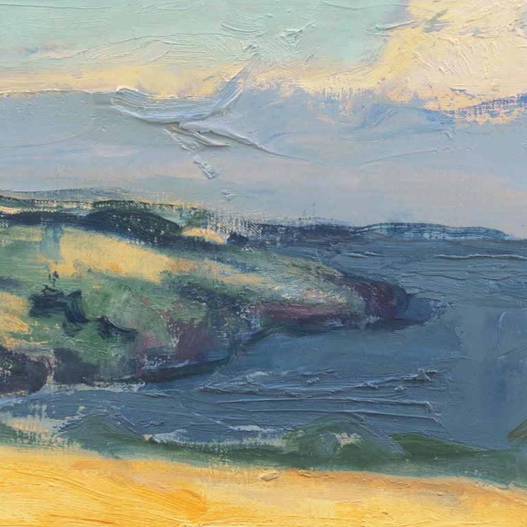 'The Coast at Bornholm', Paris, Charlottenborg, Bornholm School, Benezit For Sale 2