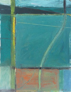 'Abstract in Jade', Bay Area Abstraction, Woman artist, SFMOMA, Oakland Museum