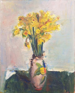 'Still Life of Daffodils', Lithuanian, Art Institute of Chicago