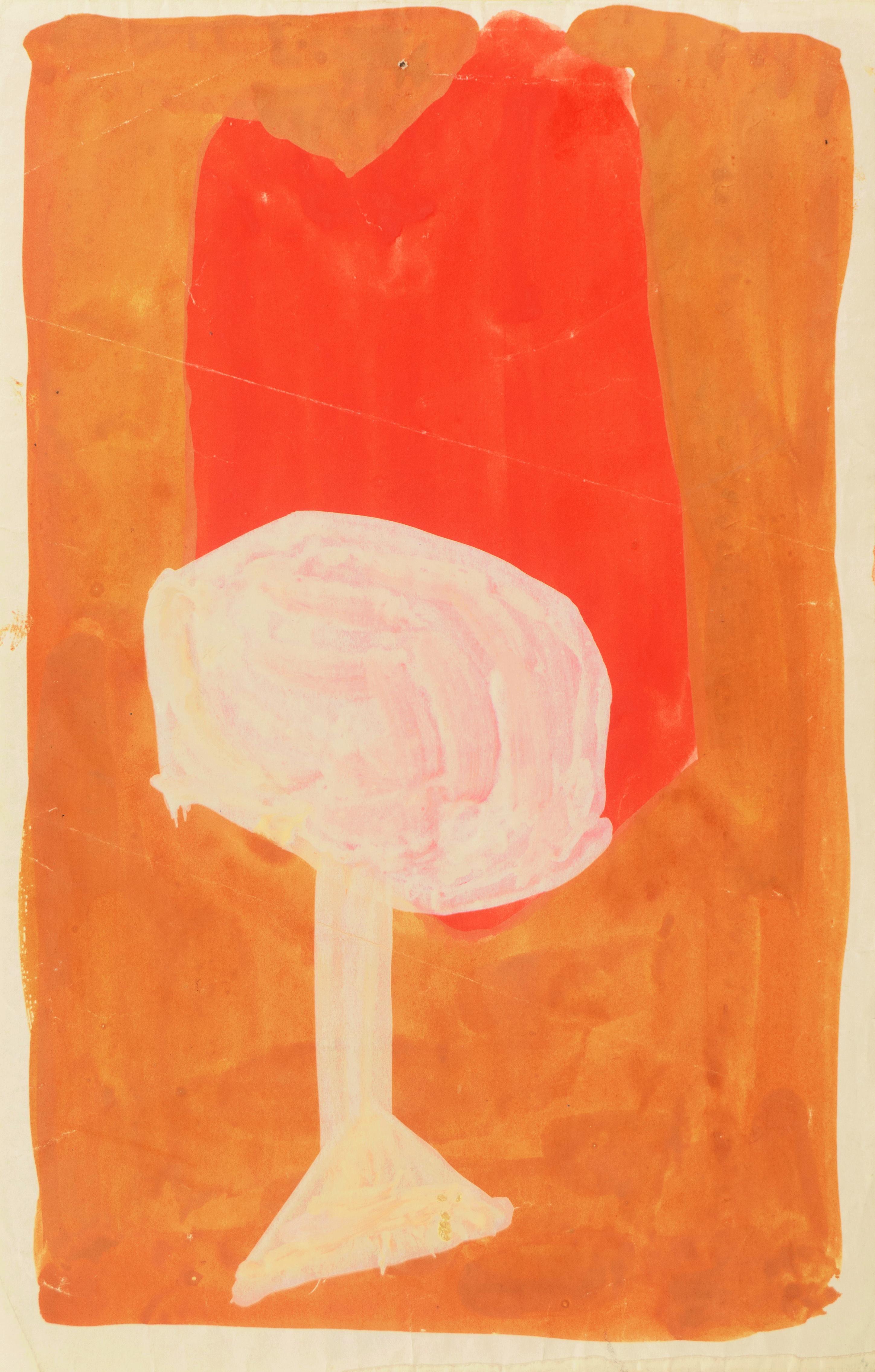 'White Table and Red Cloth', Louvre, Paris, Carmel, California, SFAA, LACMA