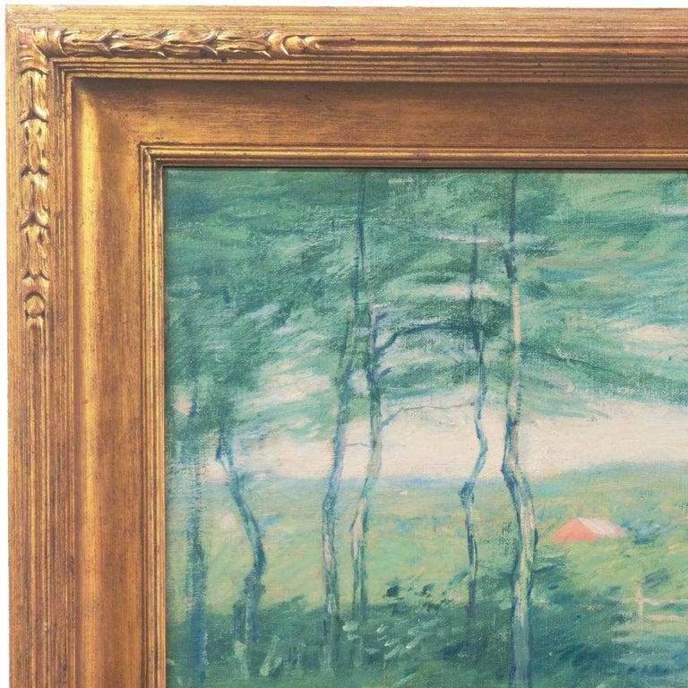 'Springtime', American Barbizon, National Academy of Design, Metropolitan Museum For Sale 8