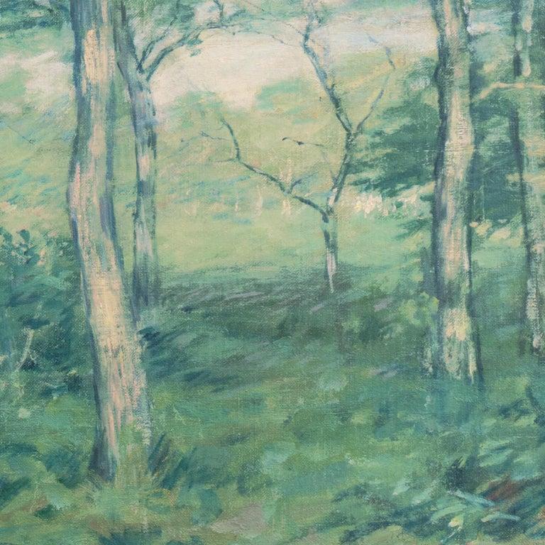 'Springtime', American Barbizon, National Academy of Design, Metropolitan Museum For Sale 1