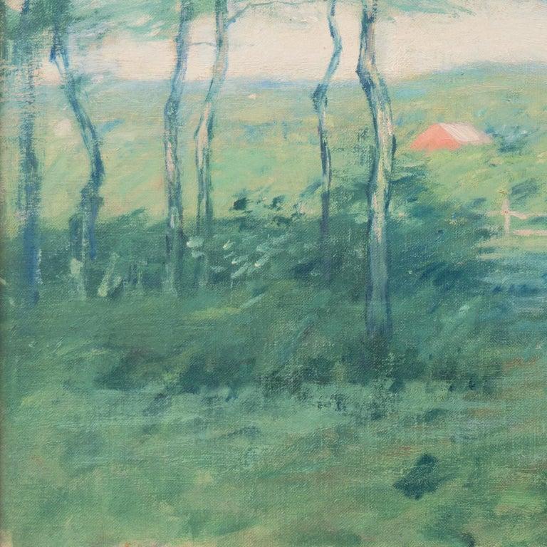 'Springtime', American Barbizon, National Academy of Design, Metropolitan Museum For Sale 6