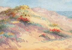 'Carmel Dunes', Early California Woman Artist, Mark Hopkins Institute, Los Gatos