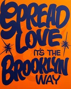 Spread Love It's the Brooklyn Way