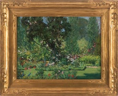 Hermann Dudley Murphy's Garden, Lexington, Massachusetts, c. 1930