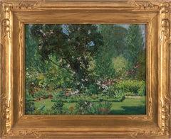 Hermann Dudley Murphy's Garden, Lexington, Massachusetts, c. 1930