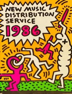 New Music Distribution Service catalog, 1986