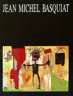 Rare Basquiat 1980s Exhibition Catalog (Basquiat Dau al Set Barcelona)