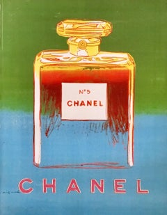 Chanel No. 5 Advertising Campaign Poster